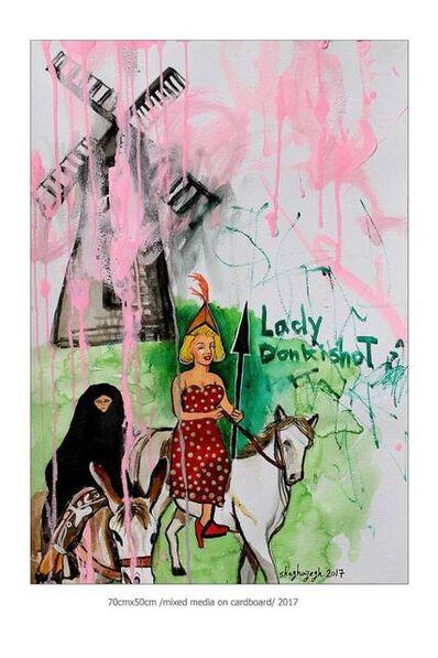Shaghayegh Shojaian, 'Untiled', 2017