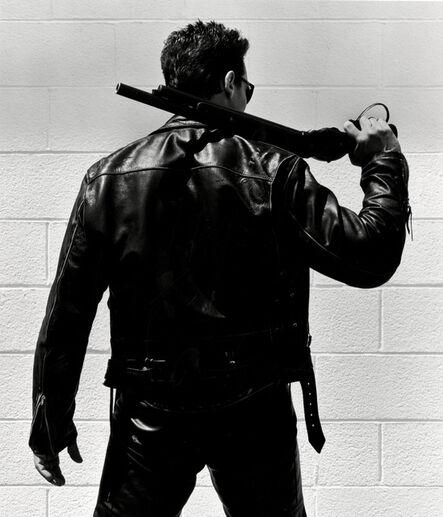 Herb Ritts, 'Arnold Schwarzenegger', 1991