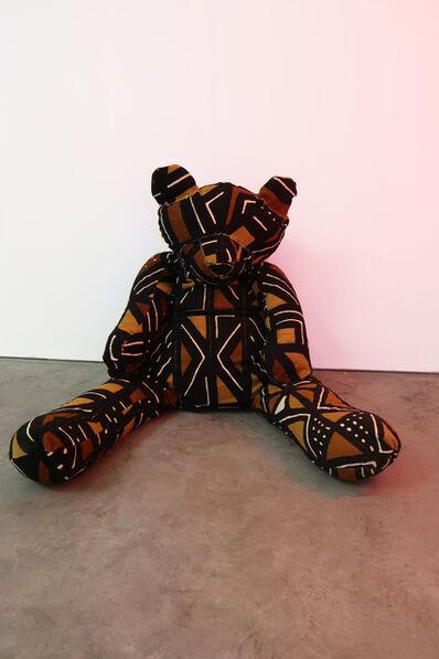 Pascale Marthine Tayou, 'Bogo Bear', 2018
