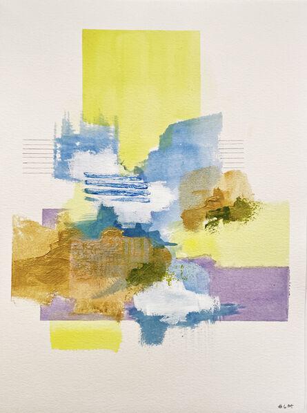 Malu Tan, 'Color Collage Study No. 6', 2020