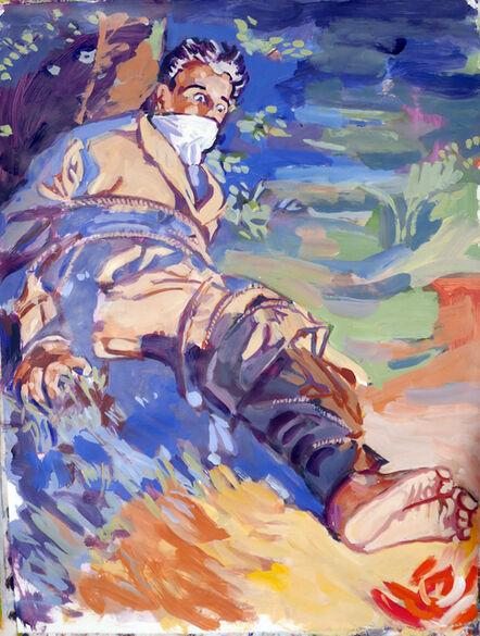 Walter Robinson, 'Buccaneer', 2018