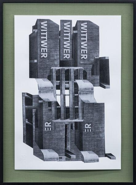 Frauke Dannert, 'Wittwer', 2014