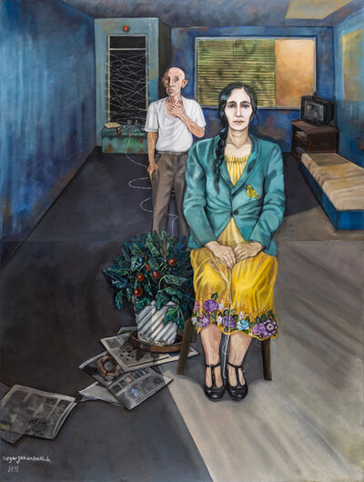 Negar Jahanbakhsh, 'Mother and Son', 2015