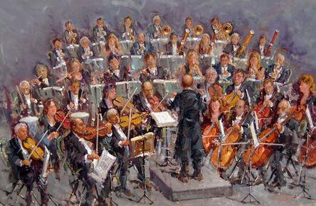 Mostafa Keyhani, 'Orchestra'