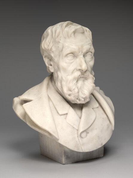 Auguste Rodin, 'J.B. van Berckelaer', 1874-1875