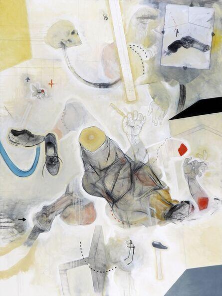 Thameur Mejri, 'Metaphysics is a Trap', 2012