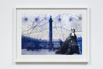 T.J. Wilcox, 'La Comtesse de Castiglione Would Wander II (La Comtesse Place Vendome)', 2009