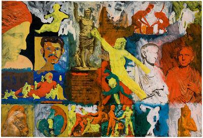 Bob Thompson, 'Untitled (Augustus)', 1963