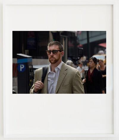 Peter Funch, '42nd and Vanderbilt (2012.07.11 I 08:41:03)', 2017