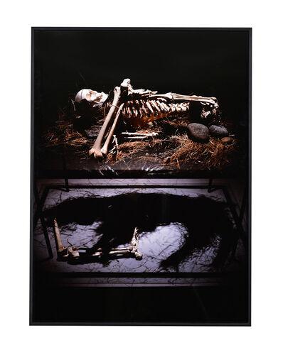 Mac Adams, 'Skeleton', 1999