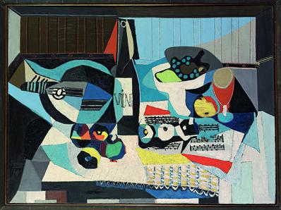Pablo Picasso, 'La bouteille de vin (The Wine Bottle)', 1926