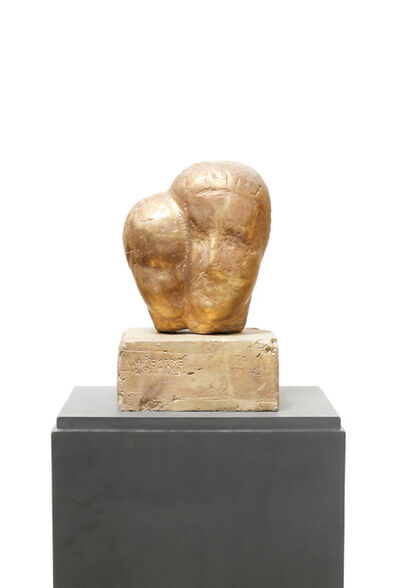 Annemarie Avramidis, 'Doublehead Mother and Child', 1981