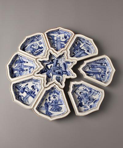 Kangxi Period, 'Long Elizas', China, Kangxi period (1662, 1722) circa 1700