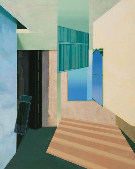 Hou Yong, 'Tilted Wall 05', 2014