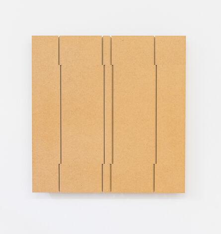 Thomas Vinson, 'lines shifted', 2014