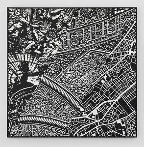 Peter Nagy, 'Pangea', 1989