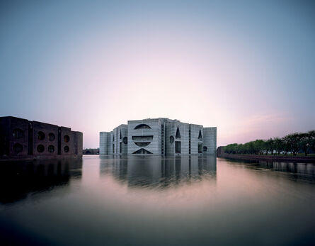 Louis Kahn, 'National Assembly Building', 1962-1983