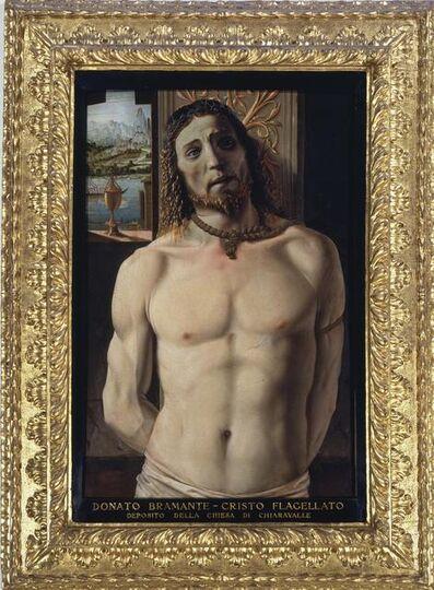 Donato Bramante, 'Christ at the column', ca. 1490
