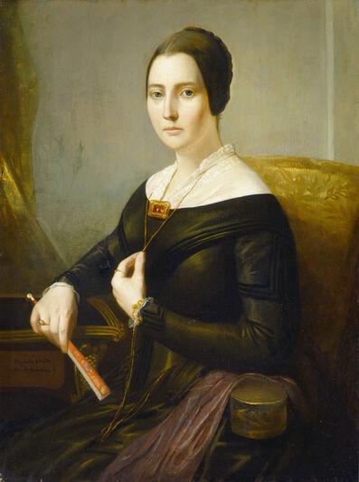 John Wesley Paradise, 'Elizabeth Oakes Prince Smith (Mrs. Seba Smith)', ca. 1845