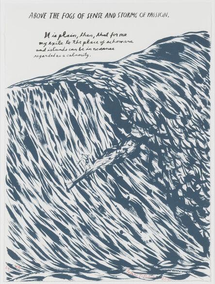 Raymond Pettibon, 'Untitled, from Plots on Loan I', 2000