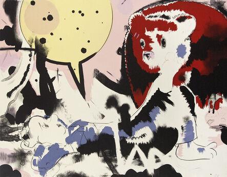 Ellen Berkenblit, 'Return of Bright Brown', 2003