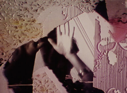 Tina Keane, 'Faded Wallpaper', 1988