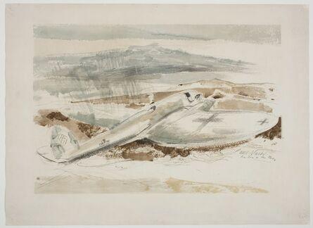 Paul Nash, 'The Raider on the Moors', 1940