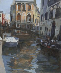 Ken Howard, 'Rio Di San Marina, Venice I', 2020