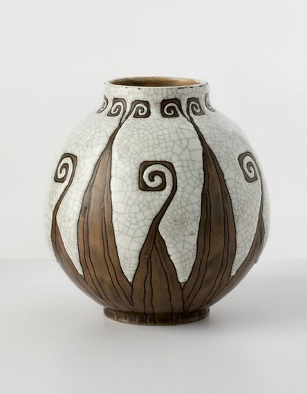 Charles Catteau, 'Maïa Fine Art Deco Vase', ca. 1923
