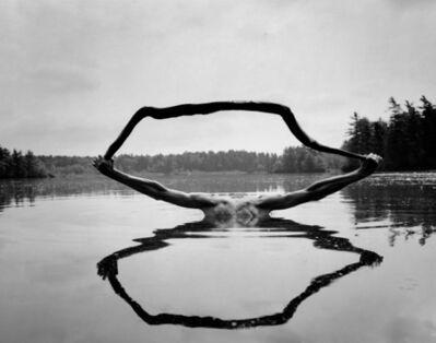 Arno Rafael Minkkinen, 'Ismo's Stick // Fosters Pond // 1993', 1993