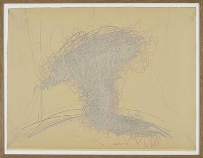 Dieter Roth, 'Selbstbildnis als Topfblume (Selfportrait as a flowerpot)', 1971