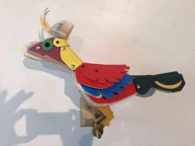 Federico Uribe, 'Bird II', 2015