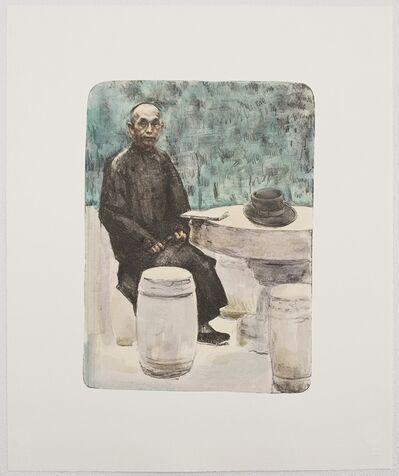 Hung Liu 刘虹, 'Grandfather's Mountain: The Stone Table', 2013
