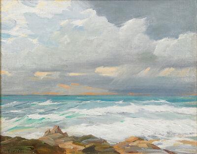 Gustave Cimiotti, 'Untitled (Atlantic Coastal Scene)'