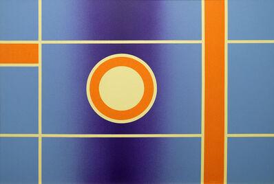 Raymond Jonson, 'Polymer No.19', 1968