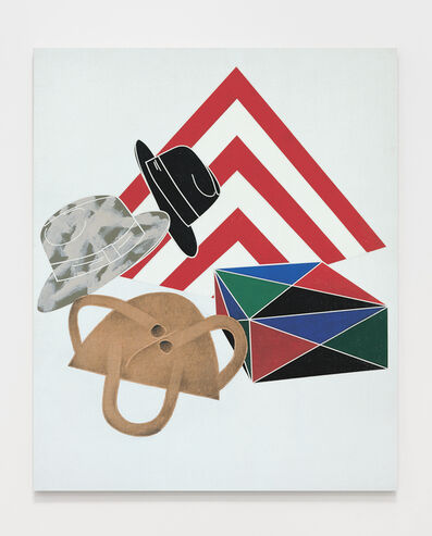 Emilio Tadini, 'Archeologia / Archaeology', 1972