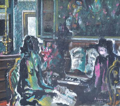 BRANKO KOVAČEVIĆ, 'Piano Lesson', 1984