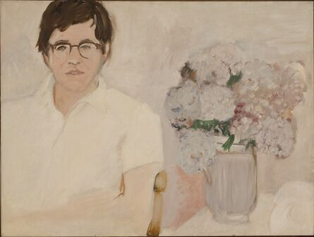 Jane Freilicher, 'Portrait of Kenneth Koch', ca. 1966