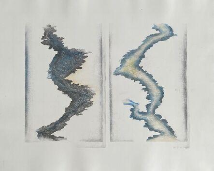 Jolanta Ewart, 'Pathways 4', 2021