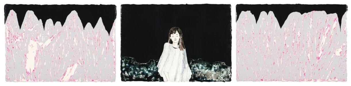 Chen Yun, 'Uproar. Gleaming in the fold of vein', 2016