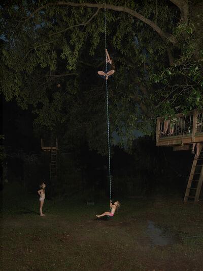 Julie Blackmon, 'Rope Swing', 2016