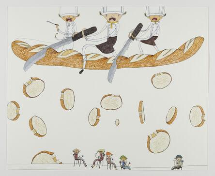Shintaro Miyake, 'Happiness Might be Falling from the Sky', 2013