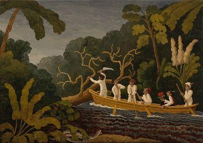 Ramiro Fernandez Saus, 'The Voyage of Bougainville '