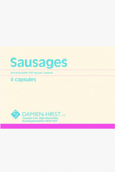 Damien Hirst, 'The Last Supper (Sausages) ', 1999