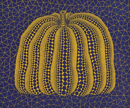 Yayoi Kusama, 'A Pumpkin (BY)', 2004