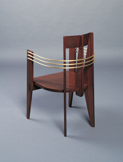 André Sornay, 'Four « bridge » armchairs', ca. 1937