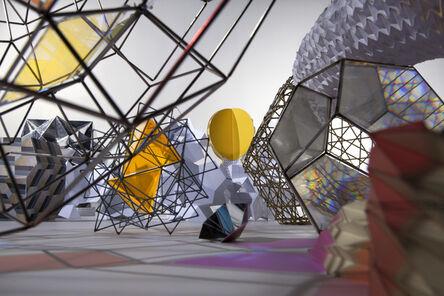 Olafur Eliasson, 'Model room, Installation view at Studio Olafur Eliasson, Berlin', 2003