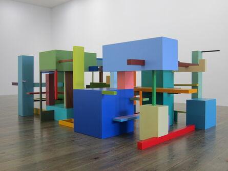 Krijn De Koning, 'Shafts and Corridors'