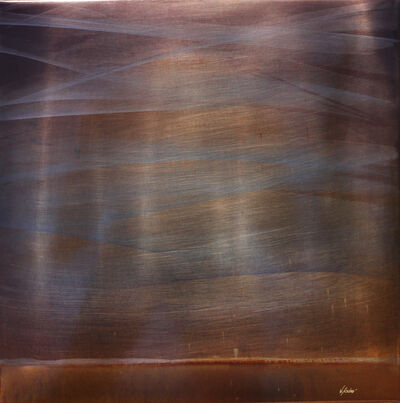 "Nathan Fischer, '""Organic Structure 14""', 2015"