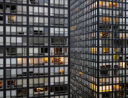 Michael Wolf (1954-2019), 'Transparent City #87A', 2007